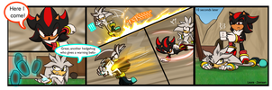 Shadow boss fight - silver by zavraan