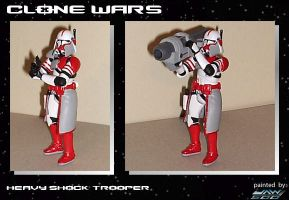 Heavy Shock Trooper by jaw500