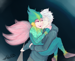 FrostBite Love by Bizbeth