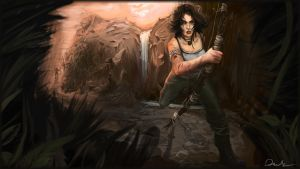 Tomb Raider Reborn entry by Support COMMAND by SupportCOMMAND