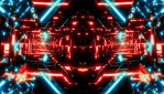 Tron Tunnels Wallpaper no2 by Dr-Pen