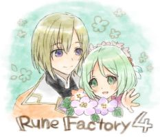 RF:Rune Factory4 by MATSUOBORO