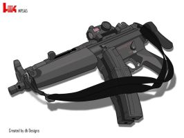 MP5A5 by donbenni