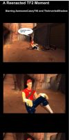 This actually happened while playing TF2. by AwesomeCasey795