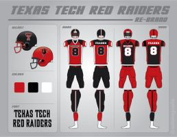 red raiders rebrand by Satansgoalie