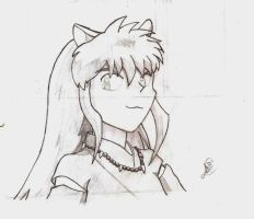 Inuyasha by Sonicth62