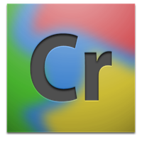 cs4 style google chrome icon by mikemartin1200