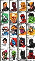 Fleer Retro Marvel - Part 1 by SeanRM