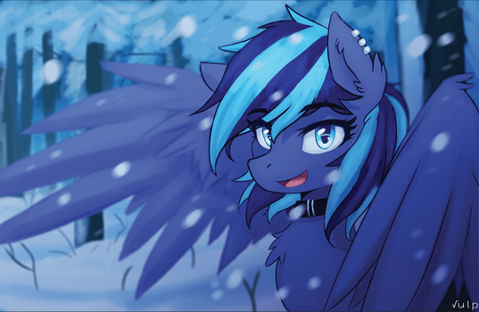 Soon It Will Be Cold Enough to Build Fires by Vulpessentia