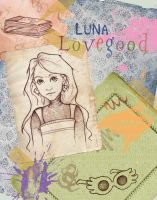 Luna Lovegood by Ninidu