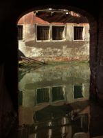 VENICE REFLECTIONS 2 by TADBEER