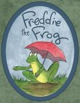 Freddie the Frog (cover) by katnips