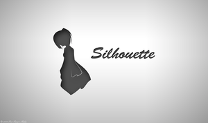 Silhouette - Wallpaper by Fox-Future-Media