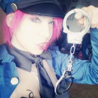 Officer VI Istant Cosplay by AxelTakahashiVIII