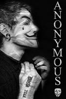 Anonymous by mikevectores