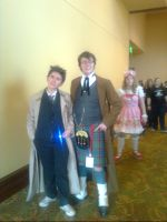 Con Picture- Dr. Who? by Teddie-Chan