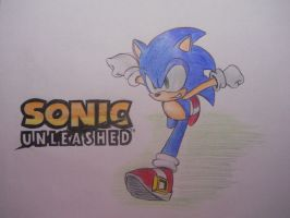 Sonic Unleashed Light by AryTheHedgehog29