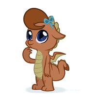 MLP G4-Whimsey Weatherbe by Isa-Isa-Chan