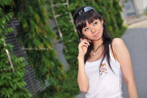 fashion shoot @ MBS (outfit 2) 03 by tiffanYuhan