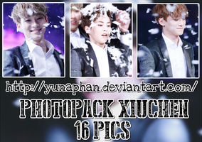 PHOTOPACK XiuChen (EXO) #180 by YunaPhan