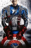 Captain America complete by rochafeller