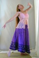 PurpleSkirt Ballet Preview 1-3 by kythca-stock