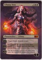 Liliana Vess alteration 2 by MimiMunster