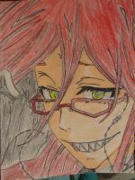 Grell Sutcliff Black Butler by SavannahMerie
