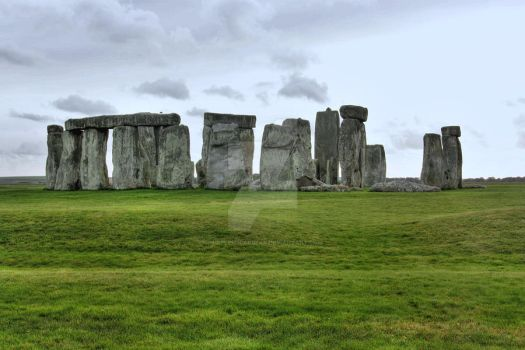 Stone Henge by purplepolarbear