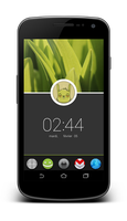 Android February Green by yalouf