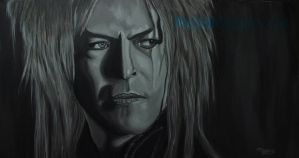 'Within You' of David Bowie * Jareth * Goblin King by miz-mezzy