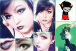 Kanaya Maryam Inspired Makeup-Will re-do this look by DERPPPPPPPPP