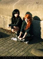 Mortal Instruments of Life by Vanne