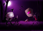 No More-Contest Entry by Invader--ZIM