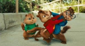 Alvin And The Chipmunks by jcis4me