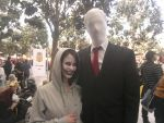 LMB2013 - SLENDERMAN!! by 96Alexchan