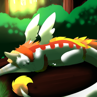 Peaceful Snooze by EzrasPost