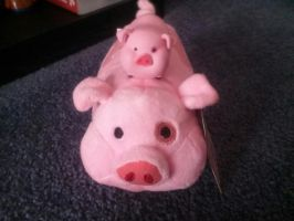 Tsum Waddles by SkunkyRainbow270