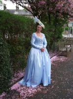 Marie Antionette ,18thc gown by Abigial709b