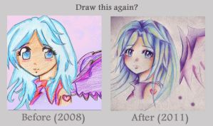 Airyl: From 2008 to 2011 by Tajii-chan