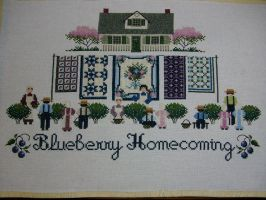 Blueberry Homecoming by carand88