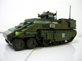"Future Half Track ""Fake"" 14.3 by SOS101"