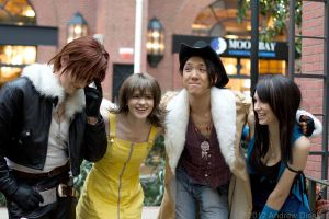 FFVIII: Friendship Is Magic by ValNika