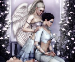 Angel - For Katlienc by patslash