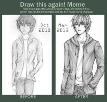 Draw This Again Meme by Kouri-n