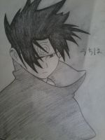 Young Sasuke by XSlappyTheDummyX