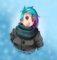 Winter Miyu by Tobsen85
