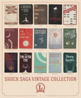 Shock Saga Vintage Collection by NCCreations