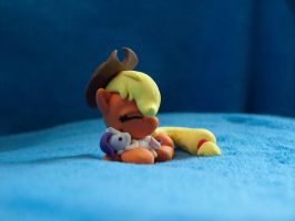 My Little Security Blanket 4 by dustysculptures