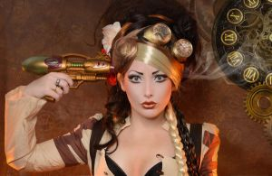 Steampunk by TheComtesseLea